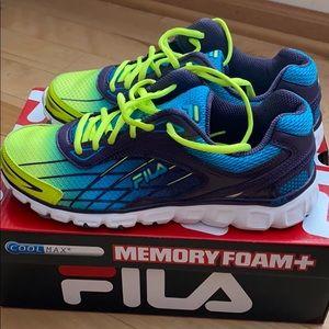 Fila Memory Imperative Athletic Shoes 8.5 NIB